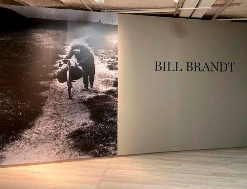 Visita a l'exposició Bill Brand i Paul Strand. KBr. Fundació MAPFRE