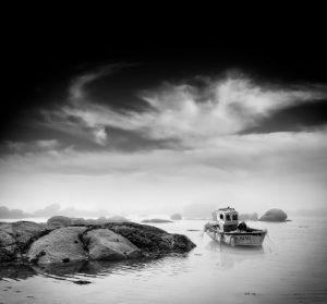 Primer Premio 59 edición: El Pescador. Autor: Carles Punyet.
