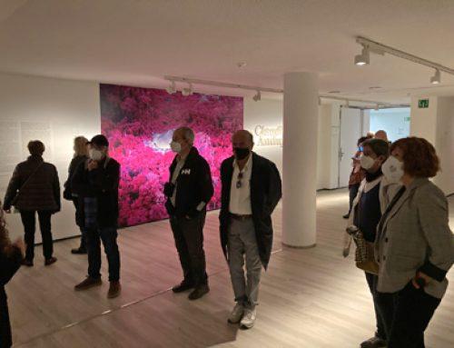 AFC Així vam veure l'exposició de Claudia Andujar