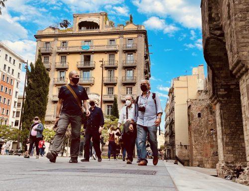 Com va anar el taller Barcelona en 90 fotogrames de Marcelo Caballero!