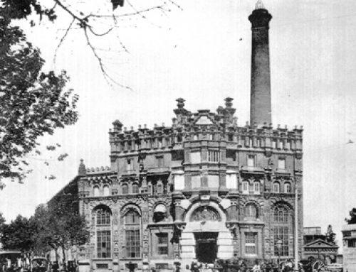 Exposició: La Central Catalana de Electricidad. Arxiu Històric Fort Pienc