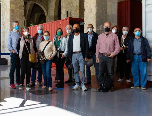 13/05/2021: RESSENYA VISITA EXPO JOAQUÍN TUSQUETS. MUSEU MARÍTIM DE BARCELONA