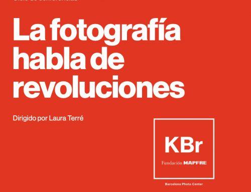 CICLE DE CONFERÈNCIES SOBRE FOTOGRAFIA. KBr FUNDACIÓ MAPFRE