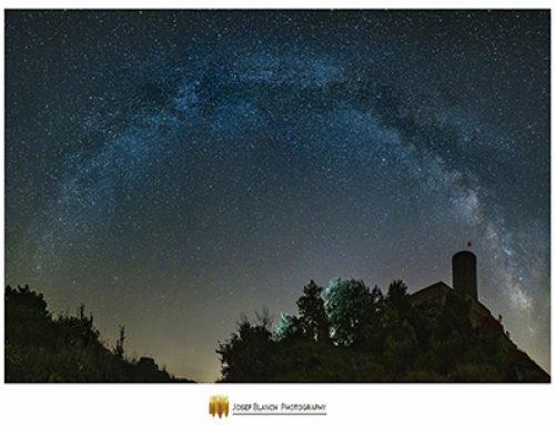 Nota de la Sortida per fotografiar la Via Làctia | juliol 2021